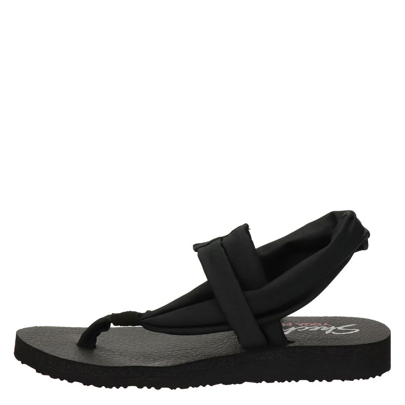 Skechers Cali Medidation Swing By - Sandalen - Zwart