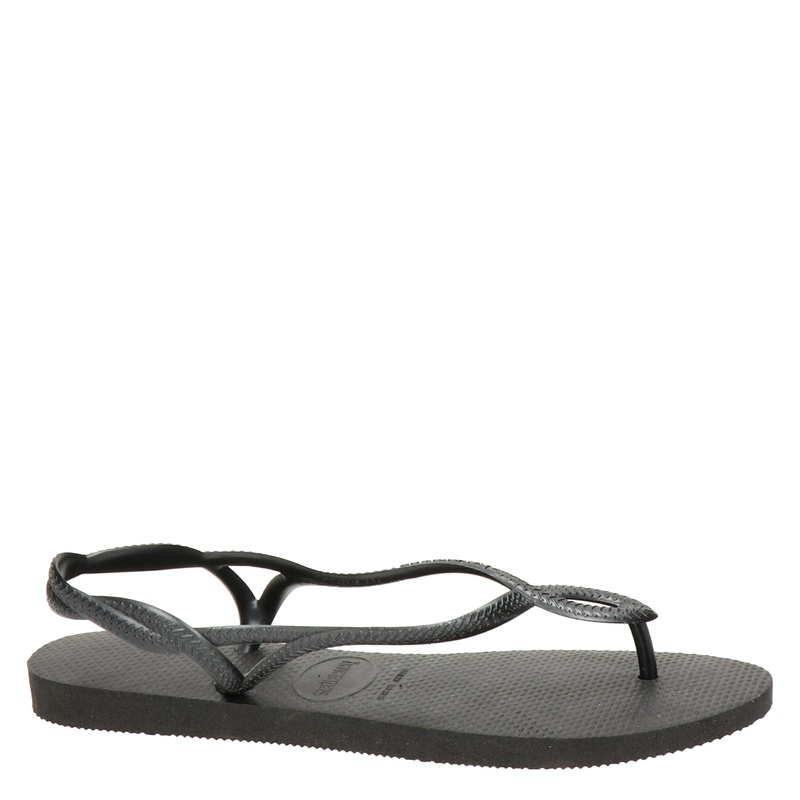 Havaianas Luna - Slippers - Zwart