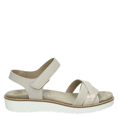 Nelson dames sandalen Ecru