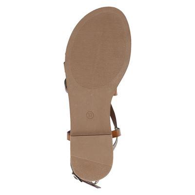 Hobbs dames sandalen Bruin