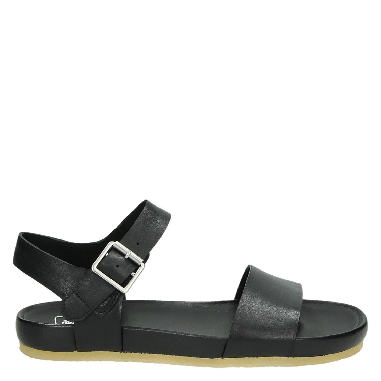 huge discount 8eb67 3206d Clarks Originals dames sandalen zwart
