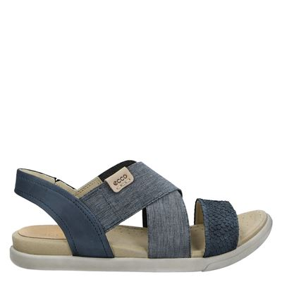 Ecco dames sandalen grijs
