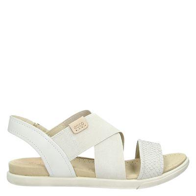 Ecco dames sandalen beige