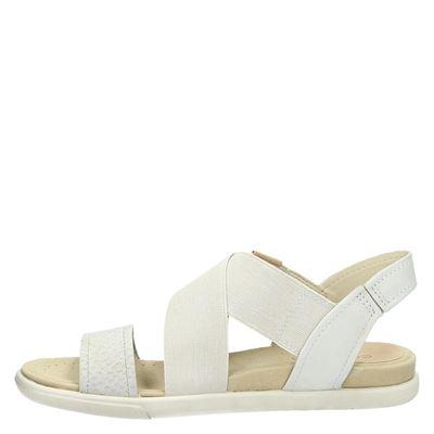 Ecco Damaradames sandalen Beige