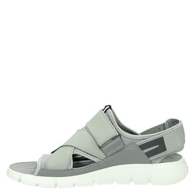 Ecco Intrinsicdames sandalen Grijs