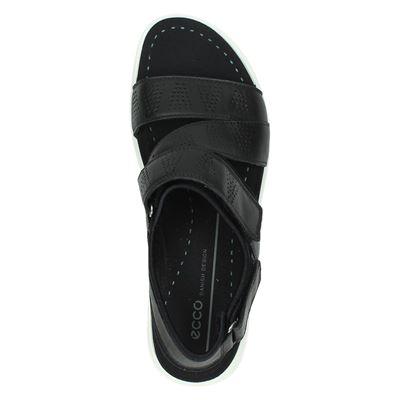 Ecco Soft 5dames sandalen Zwart