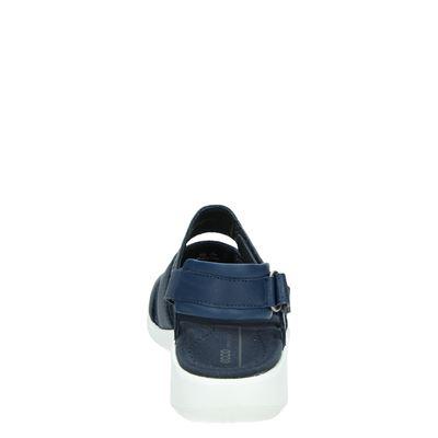 Ecco Soft 5dames sandalen Blauw