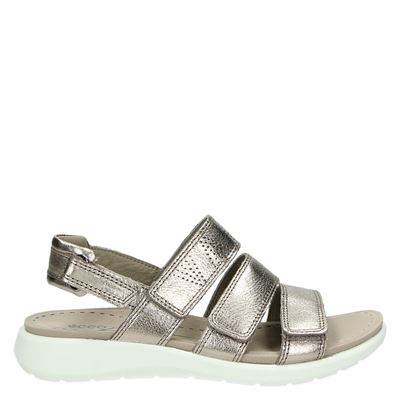 Ecco dames sandalen brons
