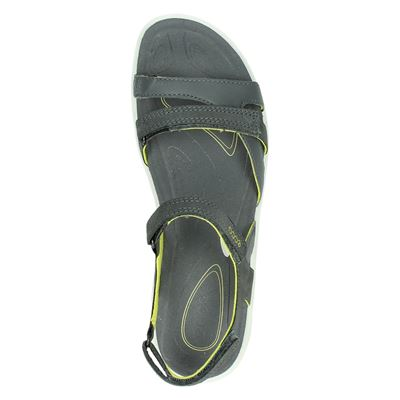 Ecco Cruisedames sandalen Grijs