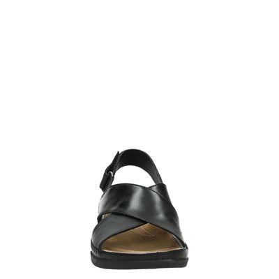 Clarks Tri Alexiadames sandalen Zwart