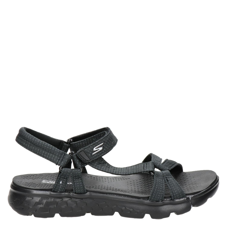 Femmes Sandales Skechers qDiqCBS4Ea