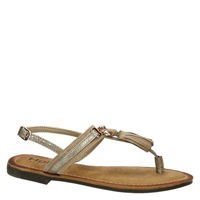Hobbs dames sandalen Goud