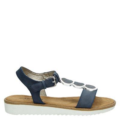 Hobb's dames sandalen blauw