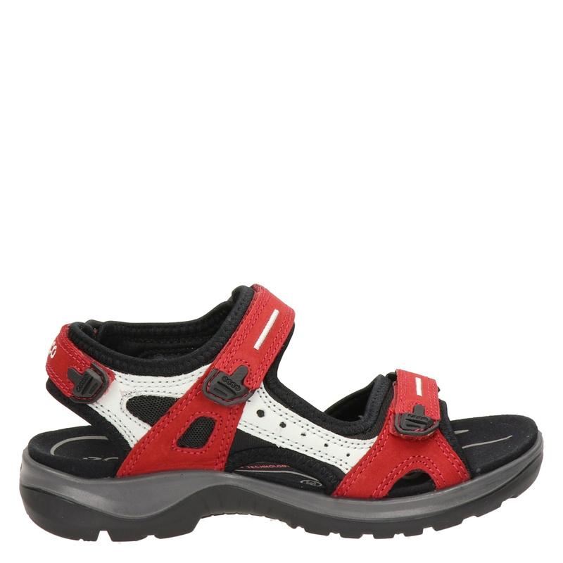 Ecco Offroad outdoor sandalen rood/wit online kopen