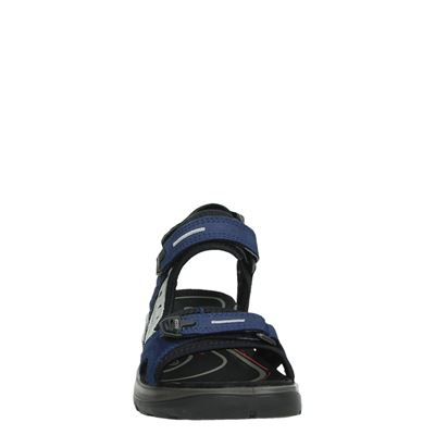 Ecco Offroaddames sandalen Blauw