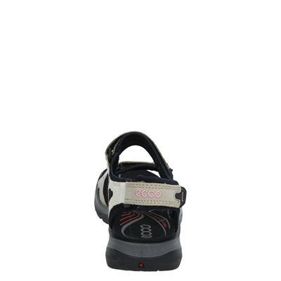 Ecco Offroaddames sandalen Beige