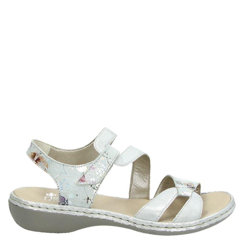 Rieker damesschoenen in het zilver kopen? Nelson.nl
