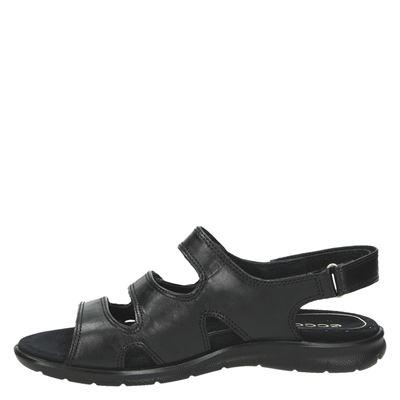 Ecco BABETTdames sandalen Zwart