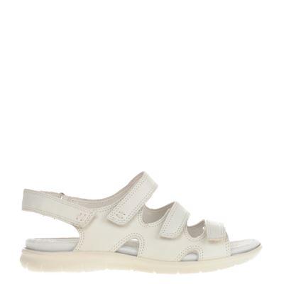 Ecco babett dames sandaal. door de verstelbare klittenbanden heeft deze ecco sandaal een perfecte pasvorm. ...