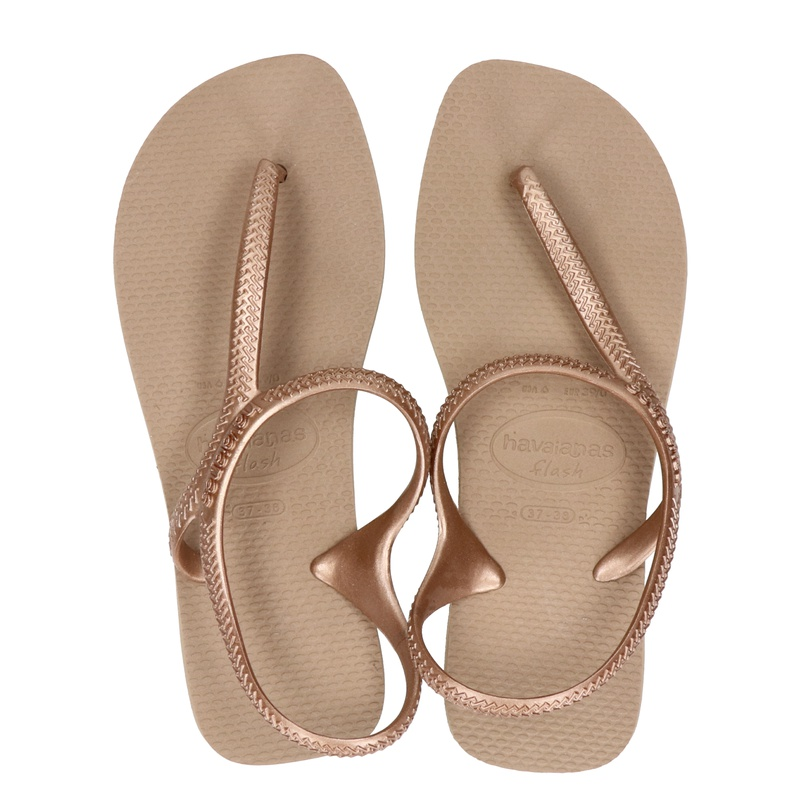 Havaianas Flash Urban - Slippers - Goud