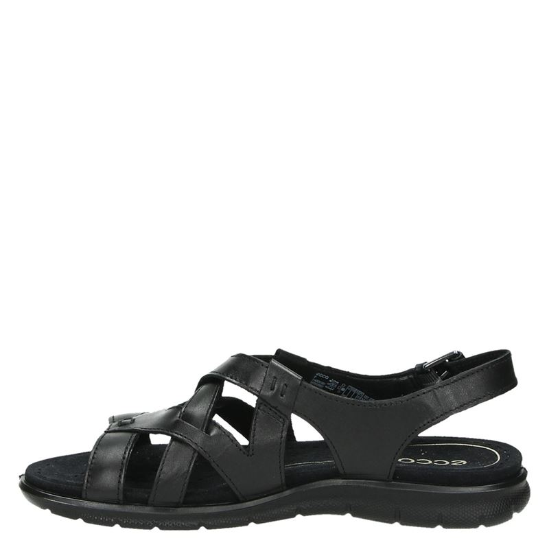 Ecco Babett - Sandalen - Zwart