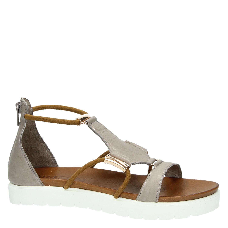 sandalen dames met voetbed