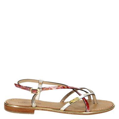 Les Tropeziennes dames sandalen roze