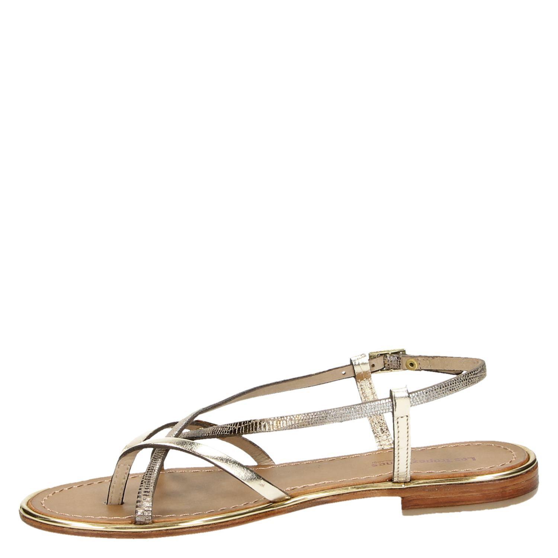 populair kopen een paar dagen weg San Francisco Les Tropeziennes Monaco dames sandalen goud