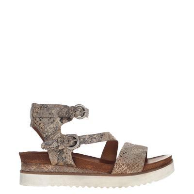 Mjus dames sandalen grijs