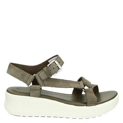 Timberland dames sandalen groen