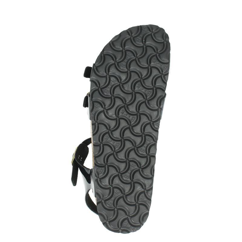 Birkenstock Kumba magic snake - Sandalen - Zwart