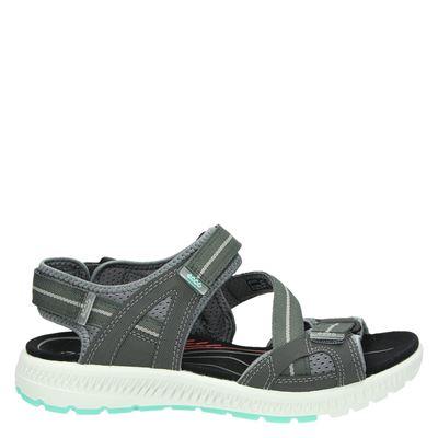 Ecco dames sandalen groen
