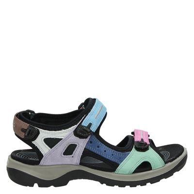 Ecco dames sandalen multi