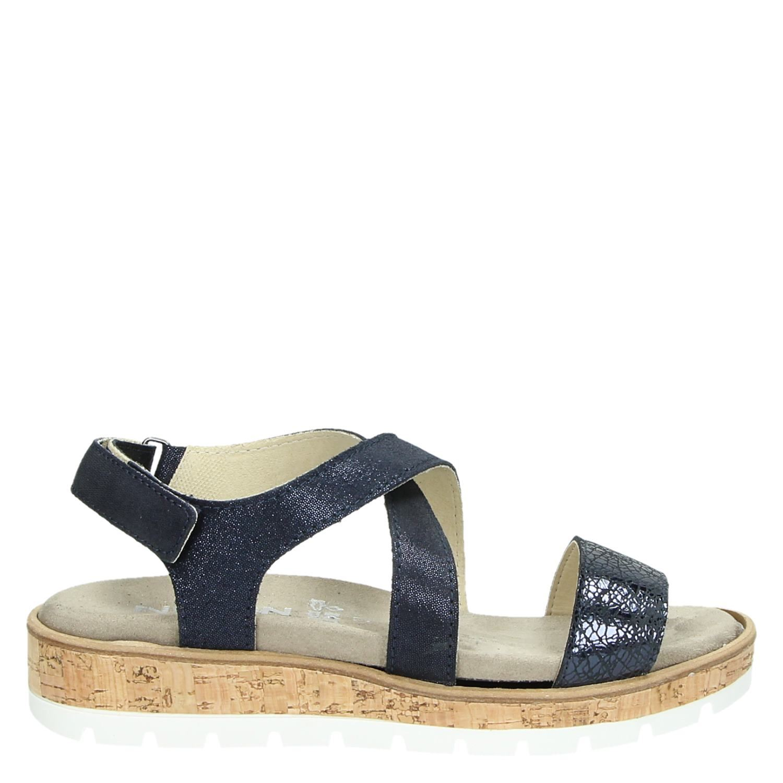 Sandales Bleu Nelson GqJRIdP