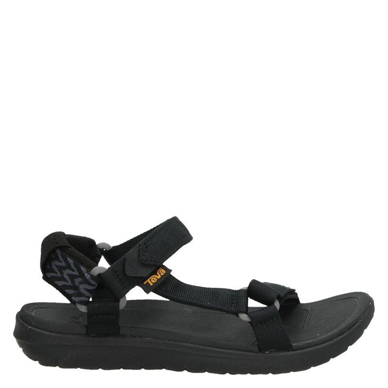Teva W Sanborn Universal - Sandalen - Zwart