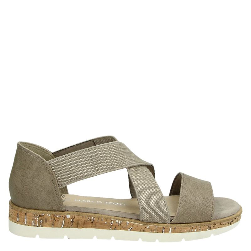 Marco Tozzi - Sandalen - Taupe