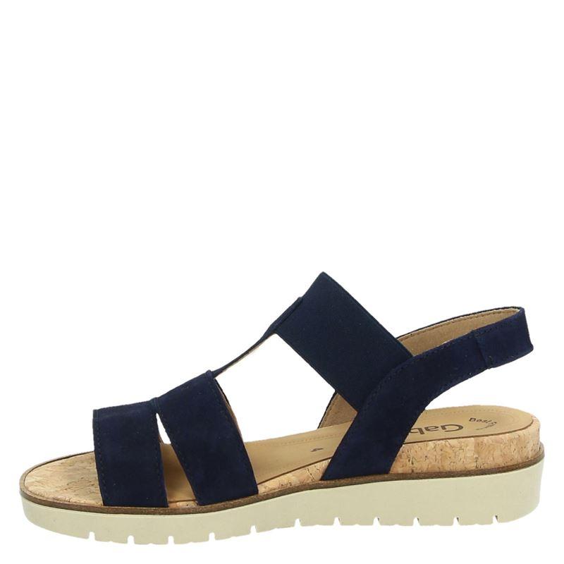 Gabor - Sandalen - Blauw