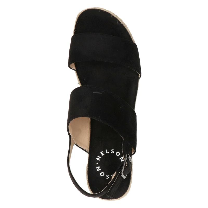 PS Poelman - Sandalen - Zwart