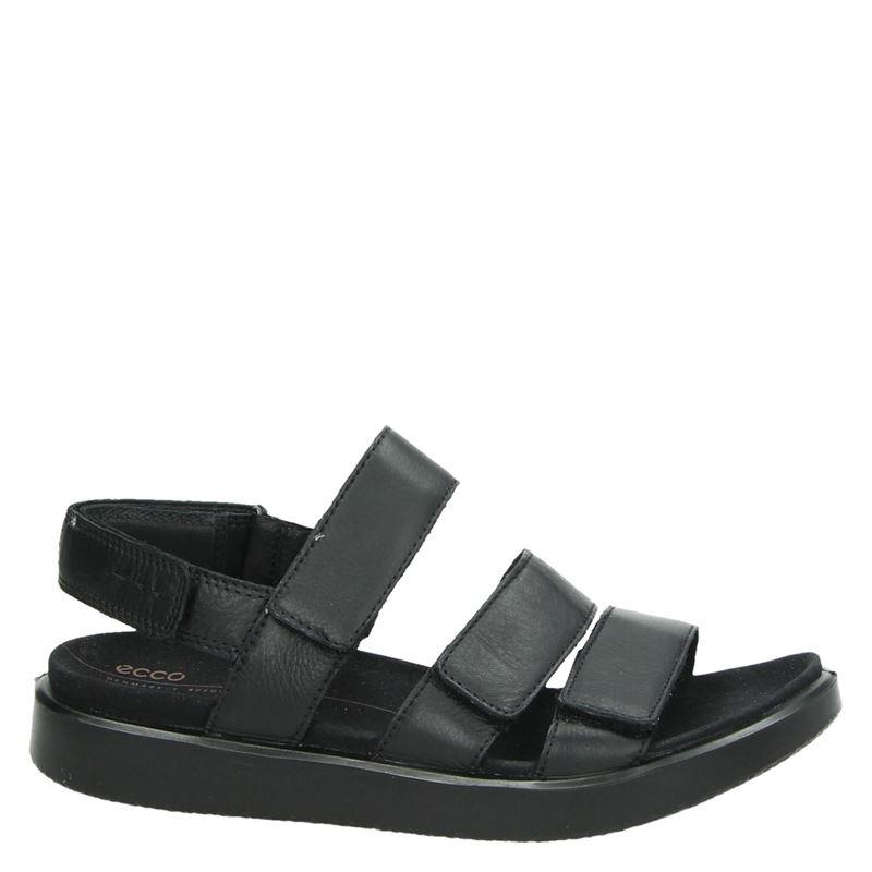 Ecco Flowt - Sandalen - Zwart