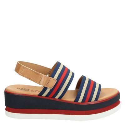 e9b689fff46b7f Dames sandalen online kopen bij Nelson Schoenen