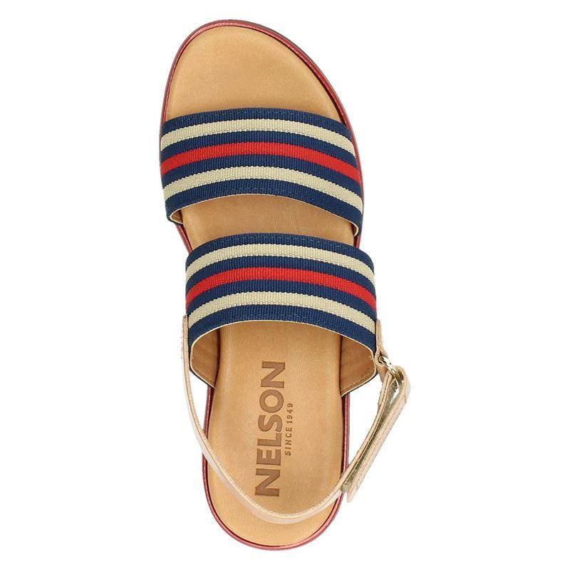 Nelson - Sandalen - Blauw