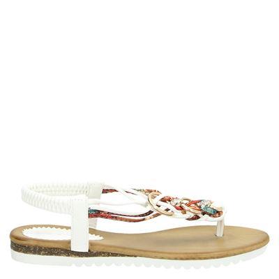Dolcis dames sandalen wit