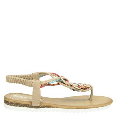 Dolcis dames sandalen beige