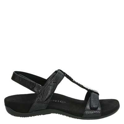 Vionic dames sandalen zwart