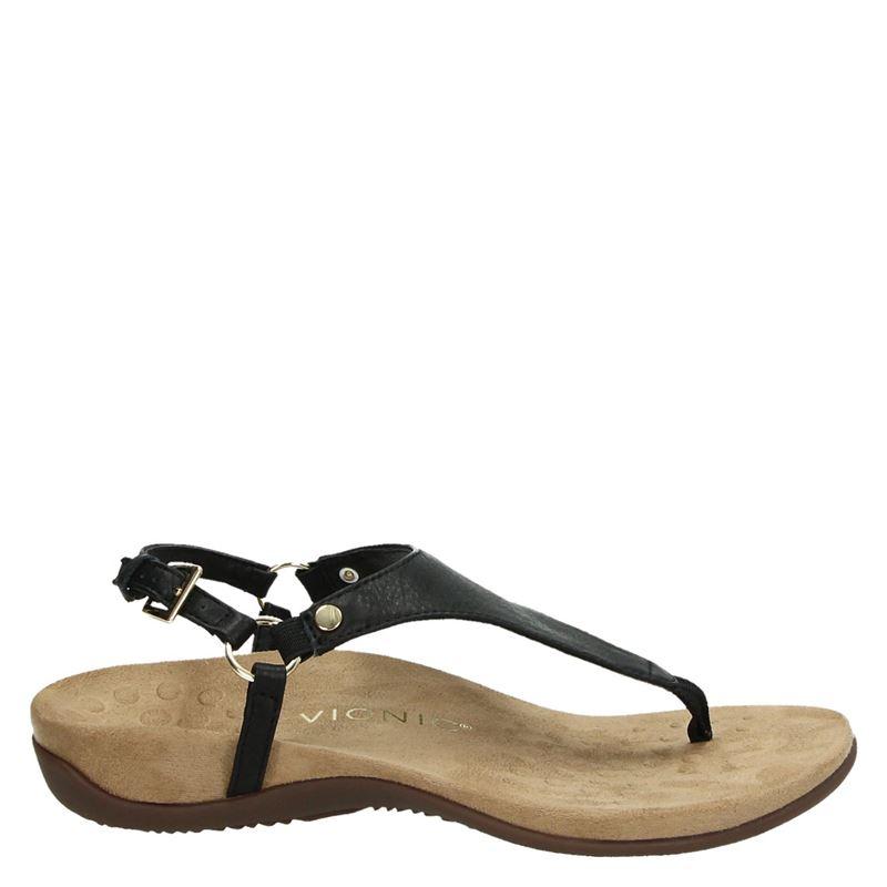 Vionic Kirra - Sandalen - Zwart