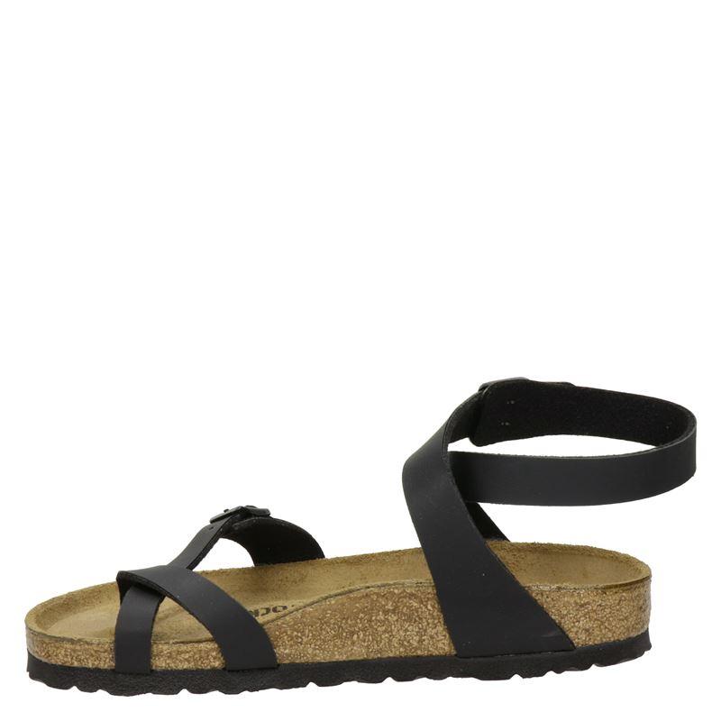 Birkenstock Yara - Sandalen - Zwart