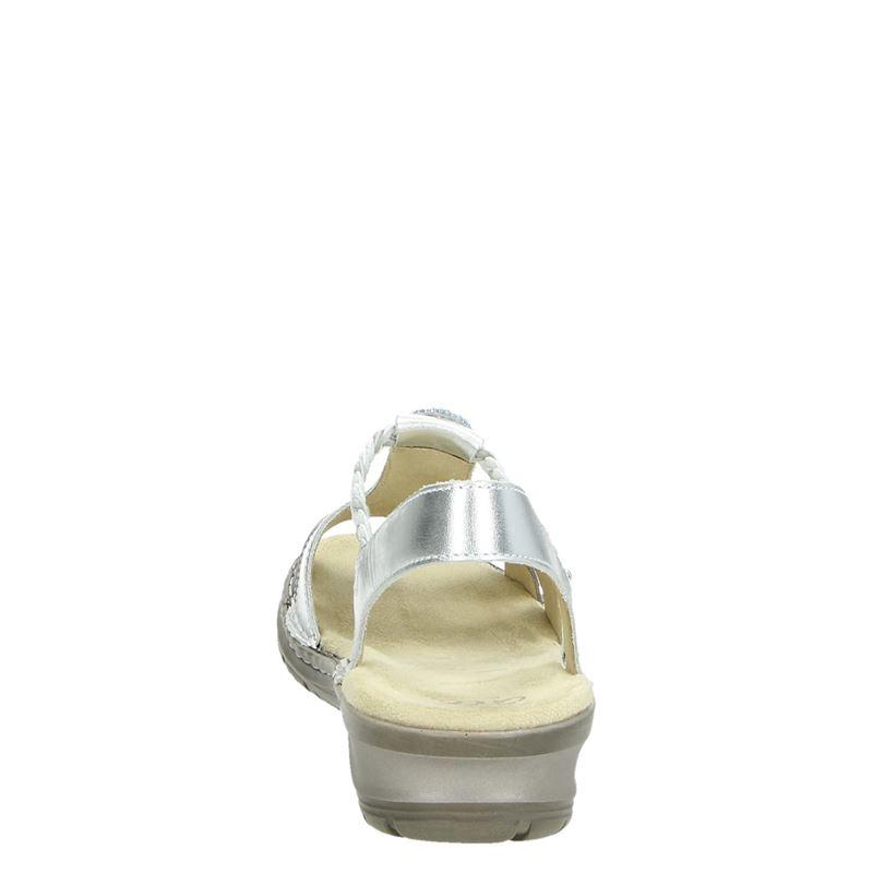 Ara - Sandalen - Zilver