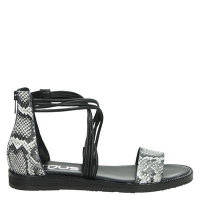 Mjus dames sandalen zwart