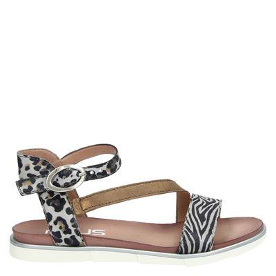 Mjus dames sandalen bruin