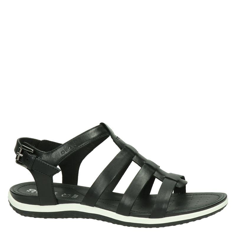 Geox Sand Vega - Sandalen - Zwart